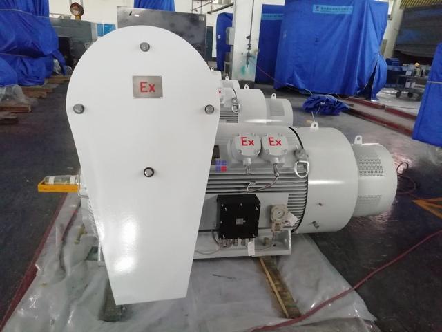 YX3系列高压隔爆型三相异步电动机(H355~H630)