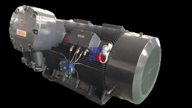 YB3系列低压隔爆型三相异步电动机(H355~H450)